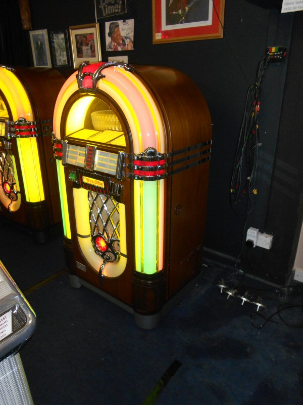 wurlitzer One More Time