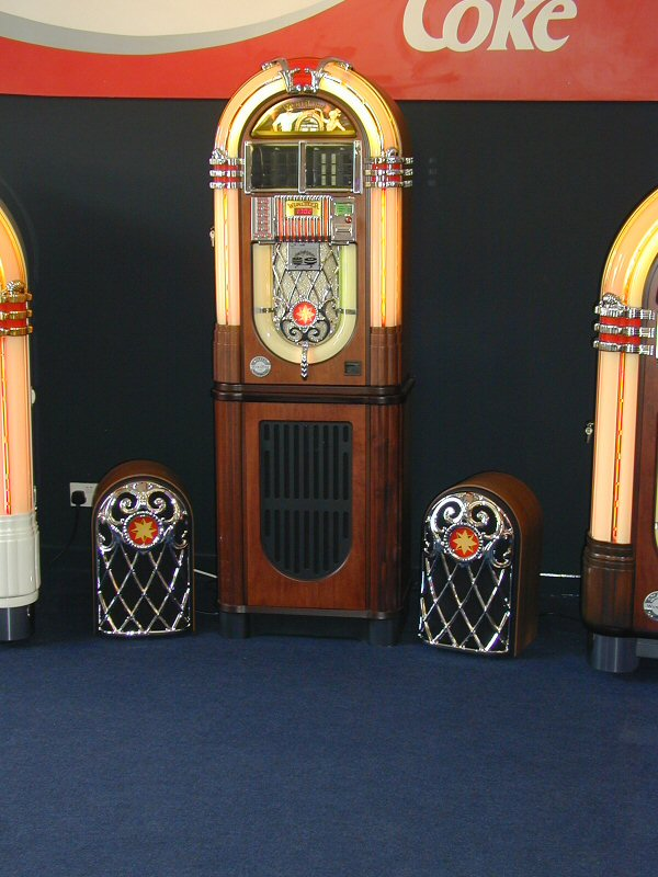 wurlitzer Princess jukebox