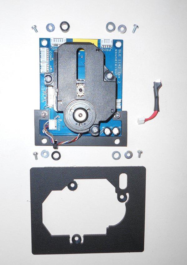 Wurlitzer laser kit