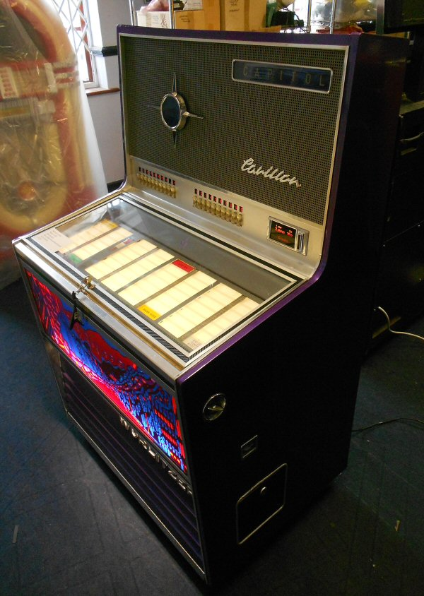 Wurlitzer Carillon jukebox