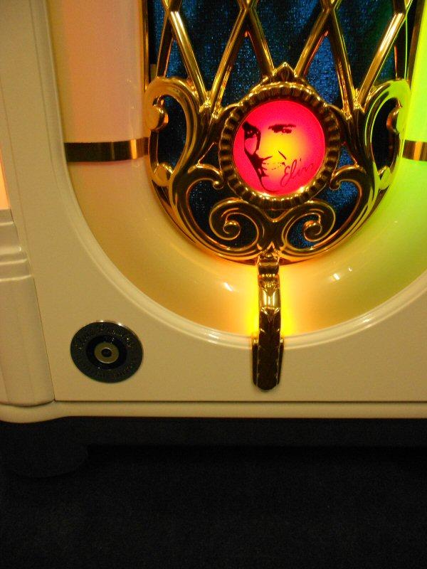 Wurlitzer One More Time Elvis jukebox